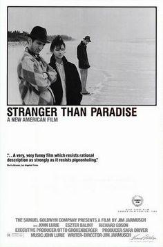 STRANGER THAN PARADISE Jim Jarmusch 1986アメリカ