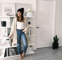 Shop Your Screenshots™ with LIKEtoKNOW.it, a shopping discovery app that allows you to instantly shop your favorite influencer pics across social media and the mobile web. Weekender, Going Barefoot, Almost Ready, Mom Jeans, Duster Coat, Ootd, Womens Fashion, Instagram Posts, Jackets