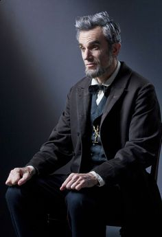 Lincoln.  Daniel Day Lewis