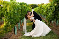 Love in the vineyard.