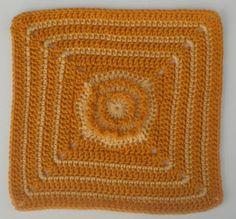 The Left Side of Crochet: Corn Flower