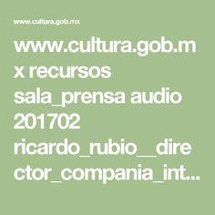 www.cultura.gob.mx recursos sala_prensa audio 201702 ricardo_rubio__director_compania_interflamenca.mp3