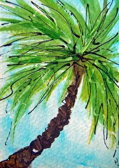 Palm by Hope Gibson