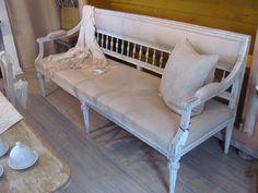 Swedish Bench c 1790-1810