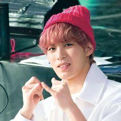 hongbin heart <3 *w*
