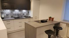 Cucine bicolore - Cucina classica in due colori   Kitchens