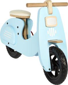Paperino moto de madera