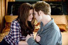 Bella Swan (Kristen Stewart) & Edward Cullen (Robert Pattinson) - The Twilight Saga: Eclipse