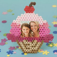 Look what I found on #blitsy! Perler Fused Beads #blitsyfinds