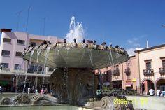 Parque de Leon, Guanajuato