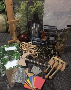 Curious about Curiosity: Ditch the Plastic and Value the Vintage! How Does Learning Happen, Curiosity Approach, Wooden Numbers, Infancy, Vintage Tools, Shelf Design, Wooden Bowls, Learning Environments, Early Childhood Education