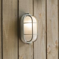 Chatham small bulk head light is a stylish, industrial style, outdoor wall mounted light with a nautical feel. Sandblasted finish for a unique appearance. Outdoor Wall Mounted Lighting, Outdoor Wall Lighting, Exterior Lighting, Outdoor Walls, Modern Wall Lights, Modern Lighting, Glass Shades, Industrial Style, Bulb