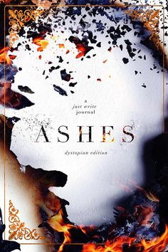 ASHES- A Just Write Journal Cover Design by Mae I Design