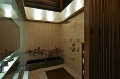 Courtyard House by Hiren Patel Architects 39/41 by yossawat.com, via Flickr