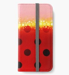 miraculous ladybug designs 2/3 iPhone Wallet/Case/Skin | want