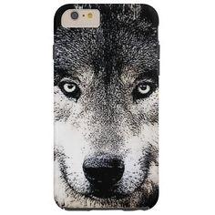 Wolf Eyes iPhone 6 Plus Case