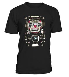 """# Robotics T-Shirt Robot Design Club AI Engineering Retro Tee - Limited Edition .  Special Offer, not available in shops      Comes in a variety of styles and colours      Buy yours now before it is too late!      Secured payment via Visa / Mastercard / Amex / PayPal      How to place an order            Choose the model from the drop-down menu      Click on """"Buy it now""""      Choose the size and the quantity      Add your delivery address and bank details      And that's it!      Tags: Cool…"""