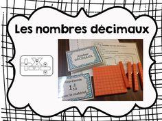 math stations in middle school Math 5, Math Fractions, Math Games, Teaching Math, Montessori Math, Homeschool Math, Decimal, Math College, 12th Maths