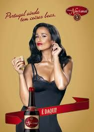 """""""Portugal ainda tem coisas boas. Licor Nacional - É daqui""""   A marca portuguesa arranca com uma nova campanha que pretende mostrar que Portugal é feito de coisas boas. 'É daqui' é o slogan e Rita Pereira é a protagonista escolhida para a representar."""