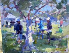 Ryan Jensen, Oceanside Plein Air 2021, first place quick draw Quick Draw, Painters, Outdoor, Art, Outdoors, Art Background, Kunst, Outdoor Games, Performing Arts