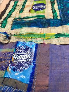 quilts und mehr: Tempo Challenge quilt Moon River, Quilt Art, Inchies, Picnic Blanket, Outdoor Blanket, Challenges, Blog, February 15, Textile Art