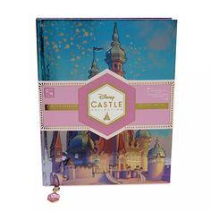 Rapunzel Castle Journal – Tangled – Disney Castle Collection – Limited Release | shopDisney