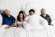 """American record producer Benny Blanco has shared a new song """"I can't Get Enough"""" featuring American singer-songwriter Selena Gomez, Colombian reggaeton singer J Balvin and Puerto Rico reggaeton producer Tainy. Music Songs, New Music, Music Videos, Ricky Martin, Selena Gomz, Daddy Yankee, Maroon 5, Ed Sheeran, Last Minute"""