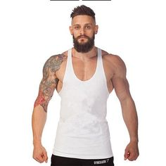 a4993c1683f5b Singlet For Bodybuilding Men Muscle Fitness