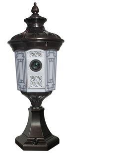Full High-Def Mini-Clock Spy Camera w/Night Vision Cctv Surveillance, Outdoor Camera, Spy Camera, European Style, Security Camera, Night Vision, Clock, Lighting, Cheating