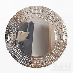 Penelope Mirror Home Decor Accessories, Decorative Accessories, 3d Mirror, 3d Models