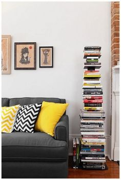 Authentic DWR Exclusive Story Bookcase TallDesign Within Reach