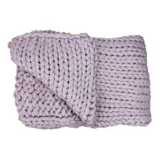 Northlight x Cable Knit Plush Throw Blanket - Light Purple Purple Throw Blanket, Purple Pillows, Purple Bedding, Light Purple Rooms, Purple Dorm Rooms, Lilac Bedroom, Girls Bedroom Purple, Bedroom Green, Interior Design