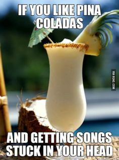 Every time. Heard this song tonight in fact. Maybe because I had a pina colada drink earlier...