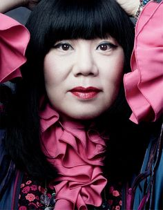 Anna Sui Remembers All the Punk Shows Shes Seen and Rockers Shes Known