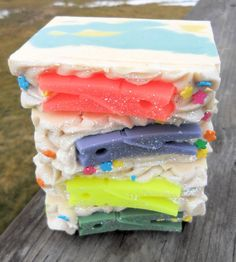 Country Clothesline Goat Milk Soap by alifedeliberate on Etsy, $6.00