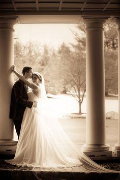 #mrandmrs #bride #groom #wedding #marriage #kiss #photography #anthonyziccardistudios