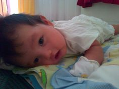 my baby telungkup