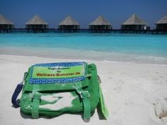 #WellnessBummler im #Urlaubsparadies auf den #Malediven