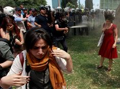 #Istanbul Park Civil Unrest: #Turkish environmentalists needs the support of the Western media / #Turkey #News