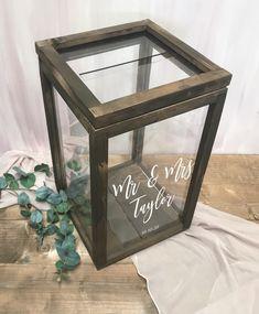 Wedding Envelope Box, Rustic Card Box Wedding, Wedding Gift Boxes, Wedding Envelopes, Wedding Cards, Wedding Day, Postbox Wedding, Diy Wedding Post Box, Cake Wedding