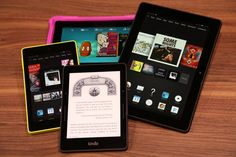 Amazon Kindle 8th gen issues, review and comparison guide