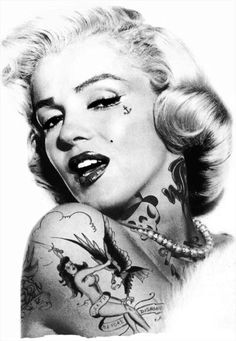 Marylin... but hotter