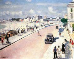 The Promenade 1915