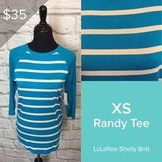 LuLaRoe Randy Tee shirt