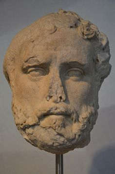 Portrait of Antoninus Pius, from Hadrian's Villa, c. Antoninus Pius, Fall Of Constantinople, Anno Domini, Ephesus, Roman History, Roman Emperor, Ancient Rome, Sculpture Art, Villa