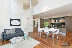 Stylish Walkerville townhouse #forsale #walkerville #adelaide #townhouse #ljhookerunley