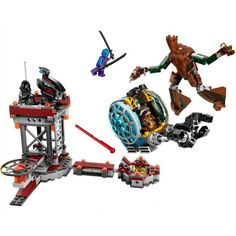 Pogo Lepin Decoll Guardians Of Galaxy Super Heroes BL10249 Marvel Avengers Building Blocks Bricks Toys Compatible Legoe #Affiliate