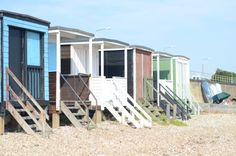these look very fun! Shirlie Kemp: Shabby Chic Beach House