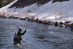 Old man winter is here in a big way, but that doesn't mean you cant get out on the water to fish. Use these guidelines to get out on the water when cold weather sets in.