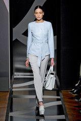 Aigner at Milan Fashion Week Spring 2013 - StyleBistro